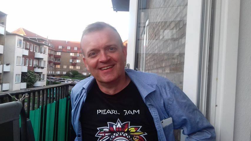Henrik Tuxen Touring Poles t-shirt