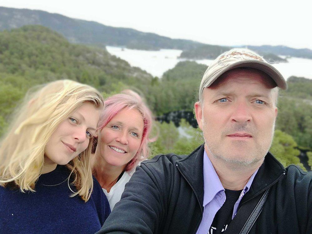Lulu, Hanne & Tuxen