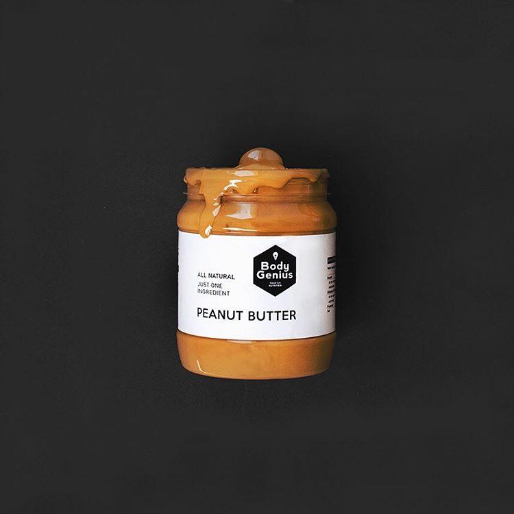 Mantequilla de cacahuete Body Genious