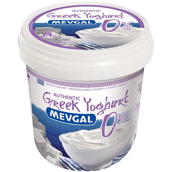 Yogur griego 0%