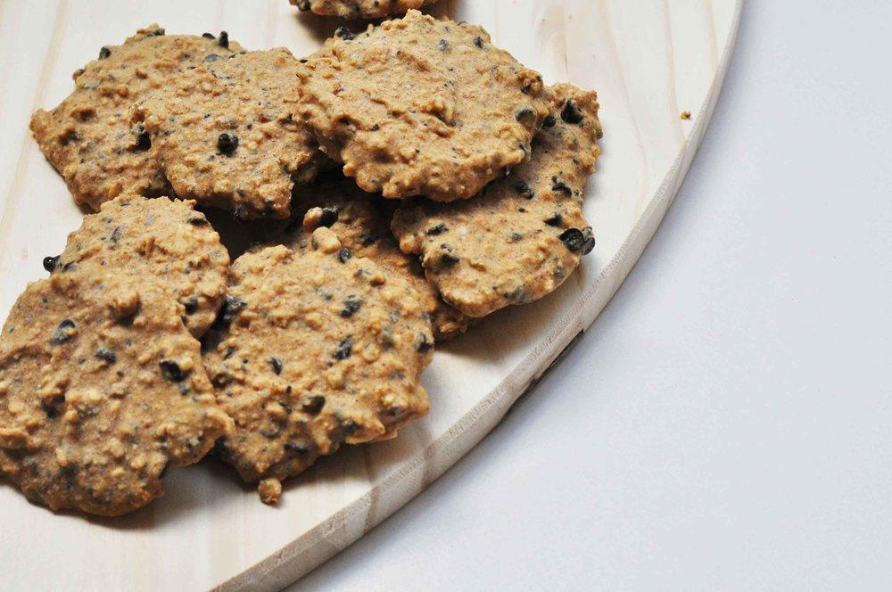 galletas sin horno