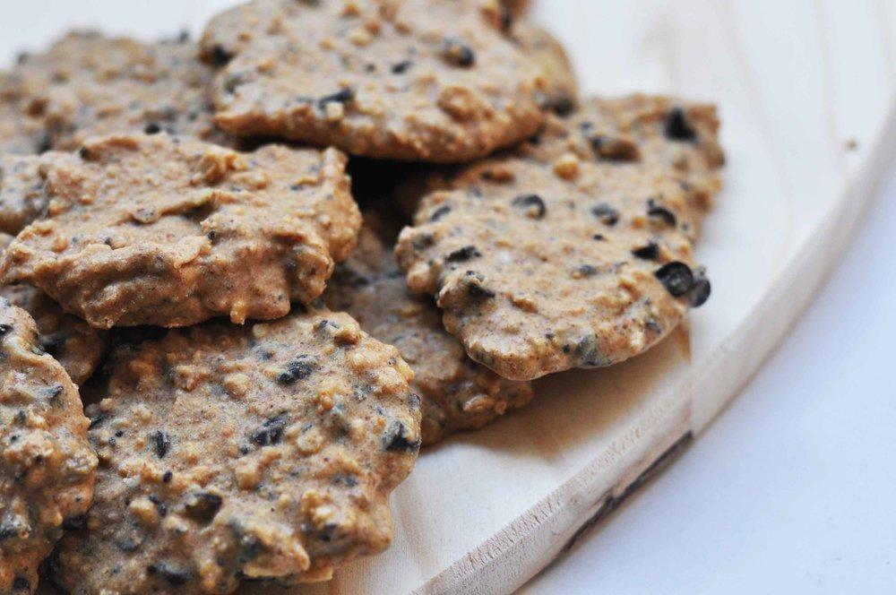 galletas sin horno sanas