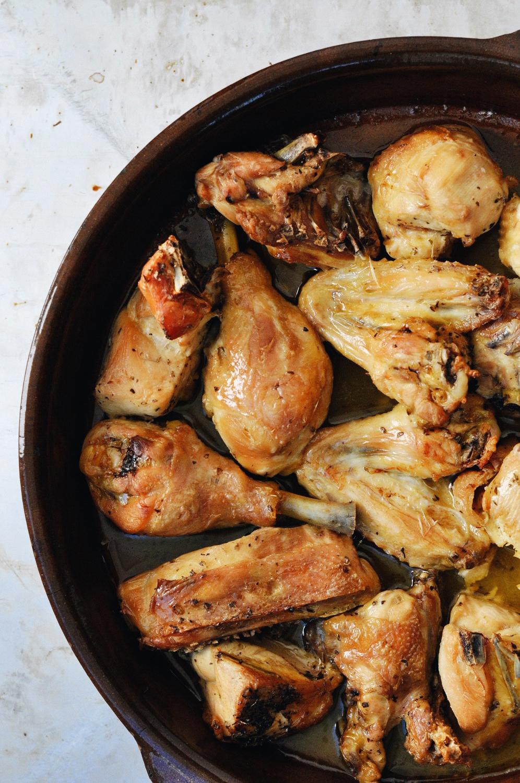 pollo limon aleoli sano