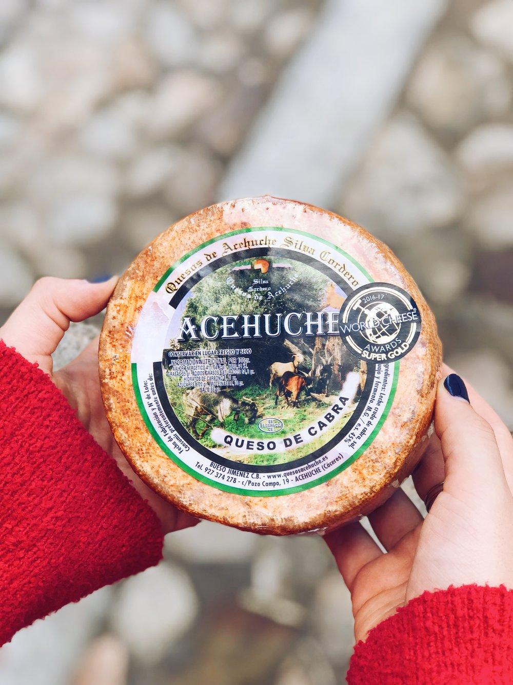 escapada fin de semana extremadura queso trujillo