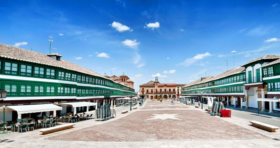 Escapada express a Almagro (a poco de casa por si el perrito se pone peor). Photo credit: http://www.turismocastillalamancha.es/patrimonio/almagro-10231/descripcion/