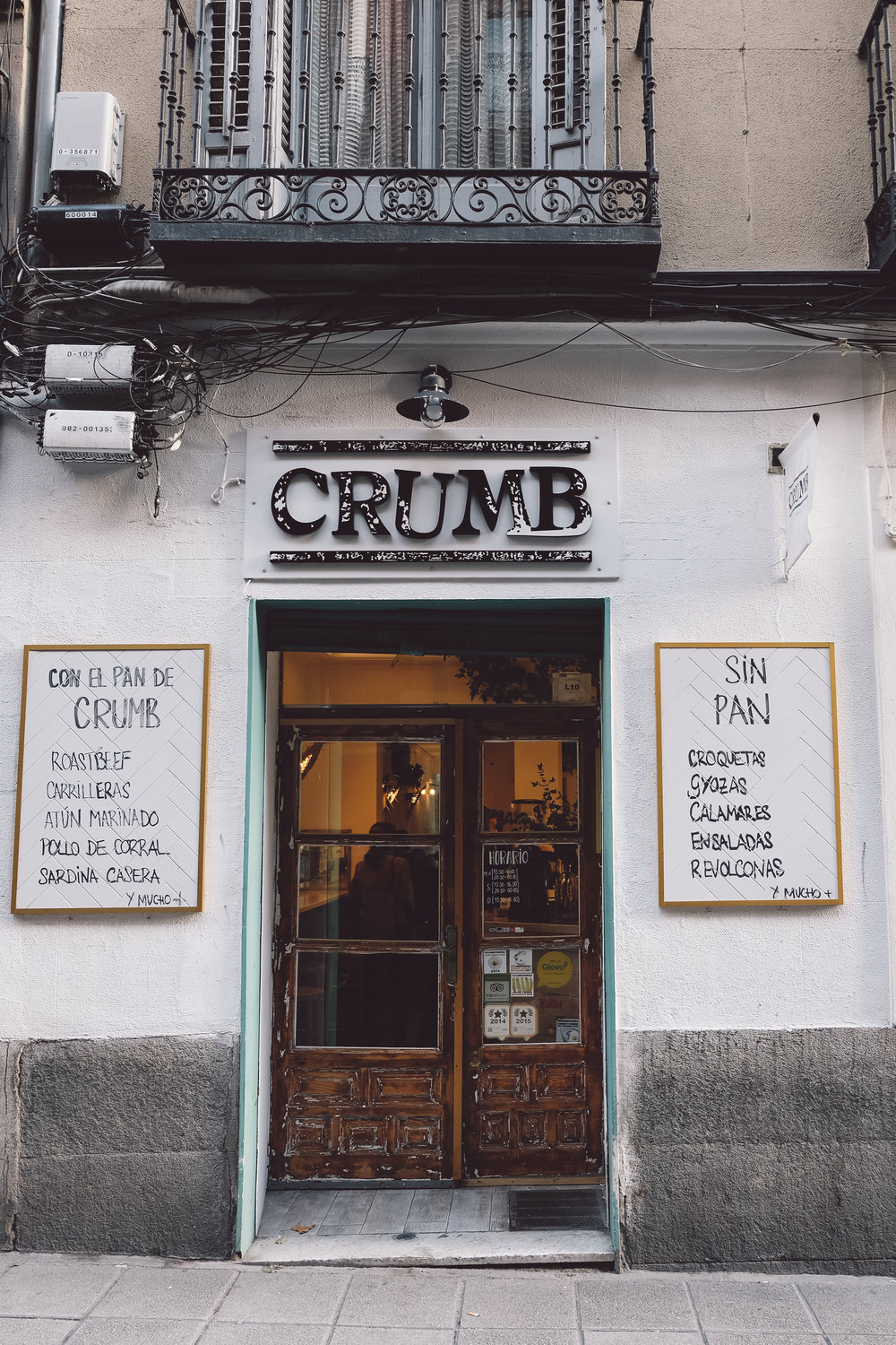 crumb madrid opinion