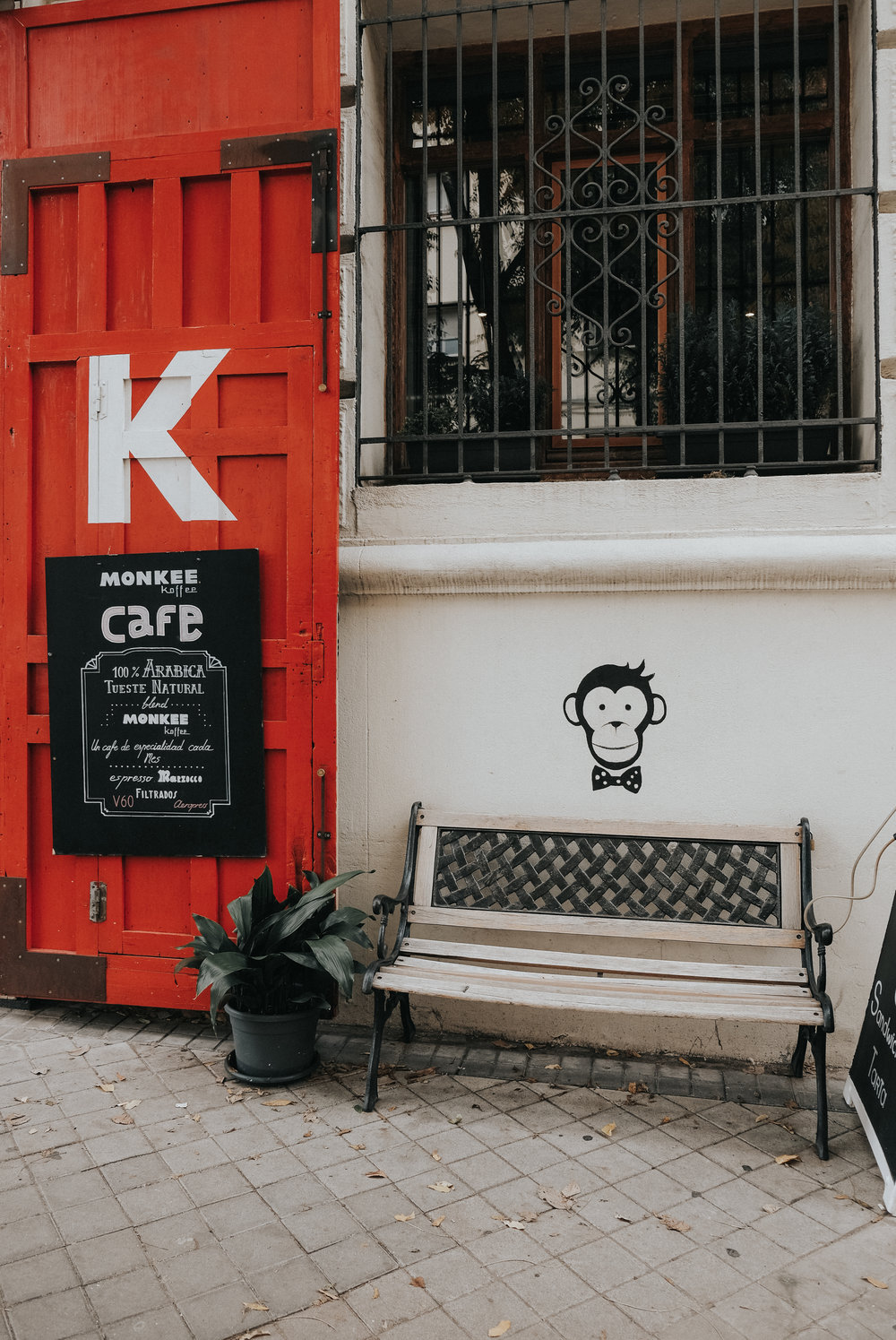 monkee kaffee madrid brunch vallehermoso