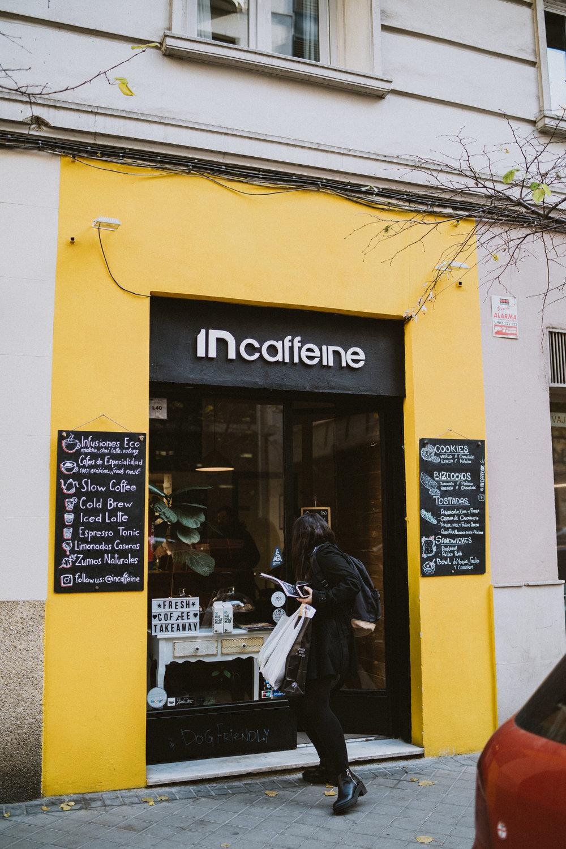 incaffeine madrid donde tomar buen café en madrid