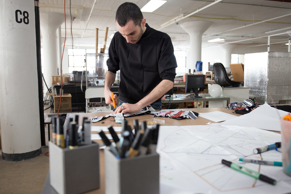 We provide  subsidized incubation space, services and programs to local designers, manufacturers and startups