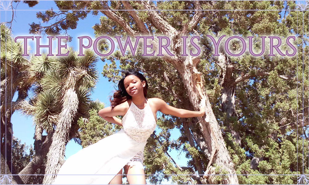 the power is yours occult witch craft witchcraft tarot reader love success