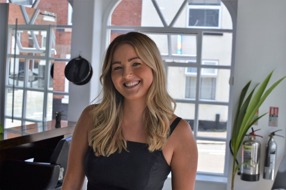 Millie - Stylist   Millie Joined Team Cocco In Spring This Year, What A Hectic Few Months She's Had! After Finishing Her Graduate Stylist Program She Climbed The Ladder To Stylist, We Have Blown Away With Millie's Professionalism & Knowledge.   She's Fit Right In & Her Clients Love Her, No Wonder She Was Shortlisted For Apprentice Of The Year! Millie Is Now One Of Our Balayage Team Having Returned From Training In London June 18, Check Out Our Social Media For Images Of Her Work!
