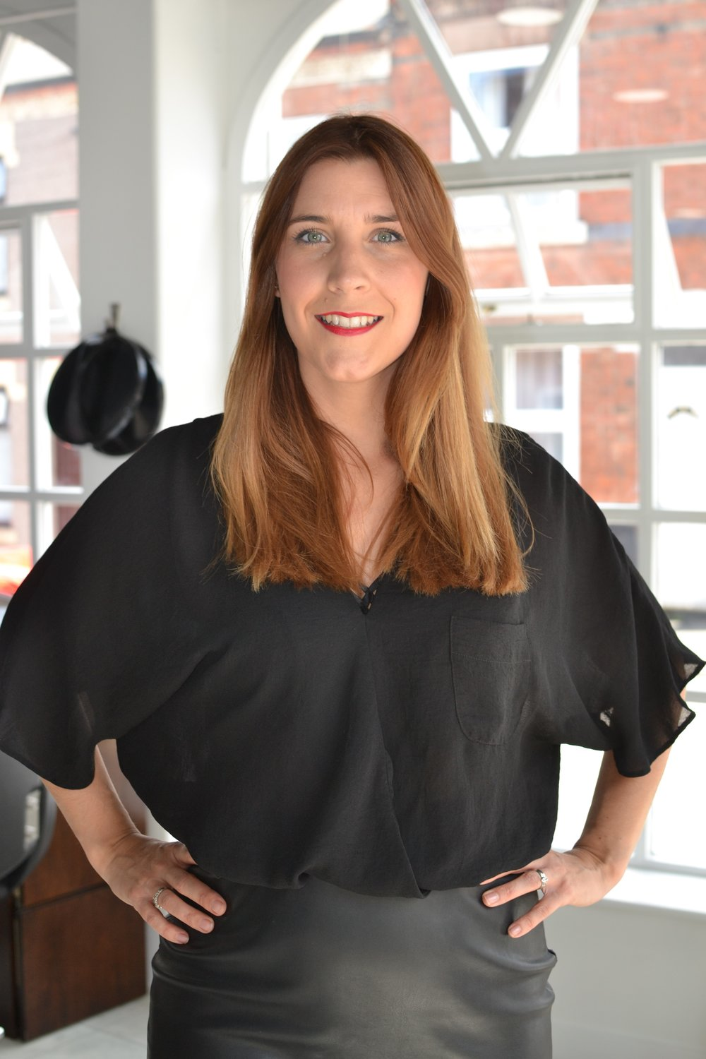 Hayley - Salon Director   Hayley Is The Salon Owner & Creative Director. She Now Works Behind The Scenes, On All Things Business, Education, Customer Service & Keeping An Eye On New Trends & Services To Bring To The Salon.  Hayley Developed The Prescriptive Salon Ethos To Teach Our Clients How To Acheive In Salon Results At Home & Empower People With Knowledge To Make Informed Choices With Their Hair & Image.  She & Ramona Work Tirelessly To Ensure Our Whole Cocco Team Deliver Excellent Customer Service, Give Honest Advice & Keep Our Clients Happy!