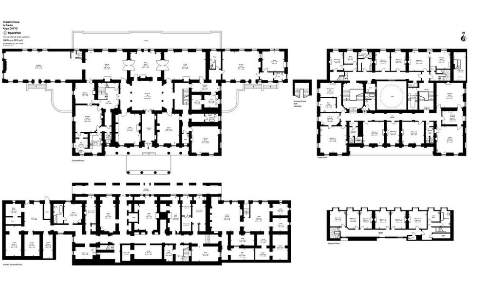 Stracathro Floor Plan