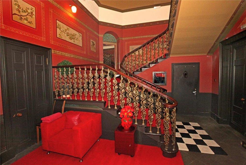 Stracathro Staircase