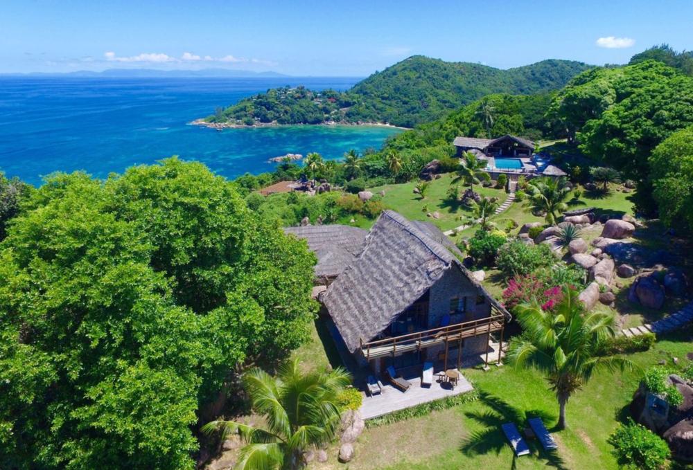 Seychelles Mansion