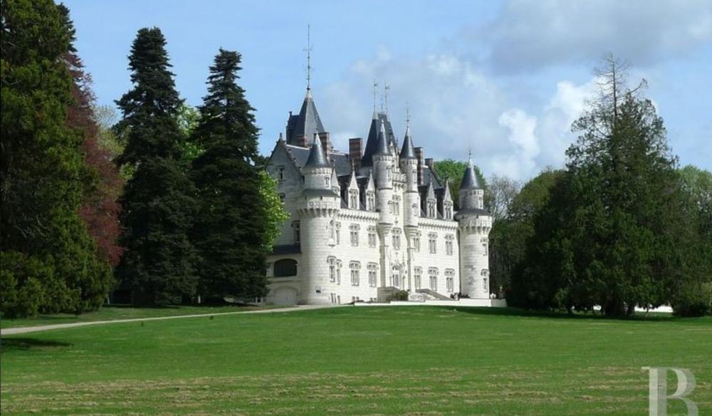 Poitiers Castle