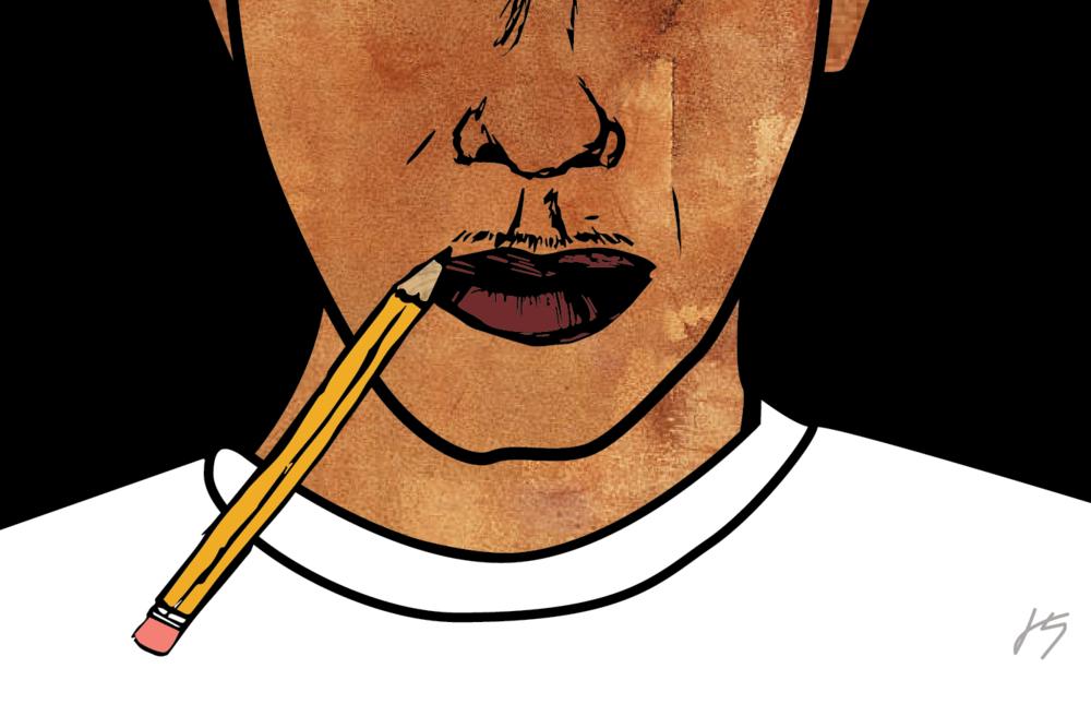 Illustration by  Jackson Siegel .