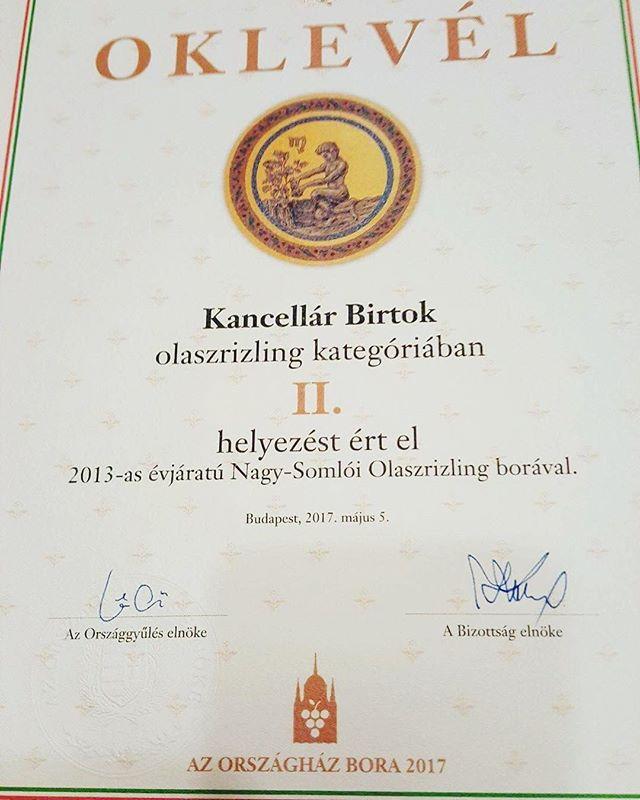 #második #országház #bor #somlo #somló #kancellárbirtok #olaszrizling