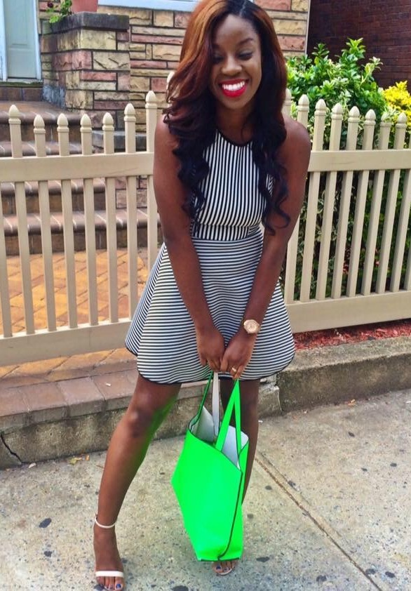 Church & Brunch at  Agave    Dress:  Marshalls  Shoes:  Boohoo  Bag: Gift