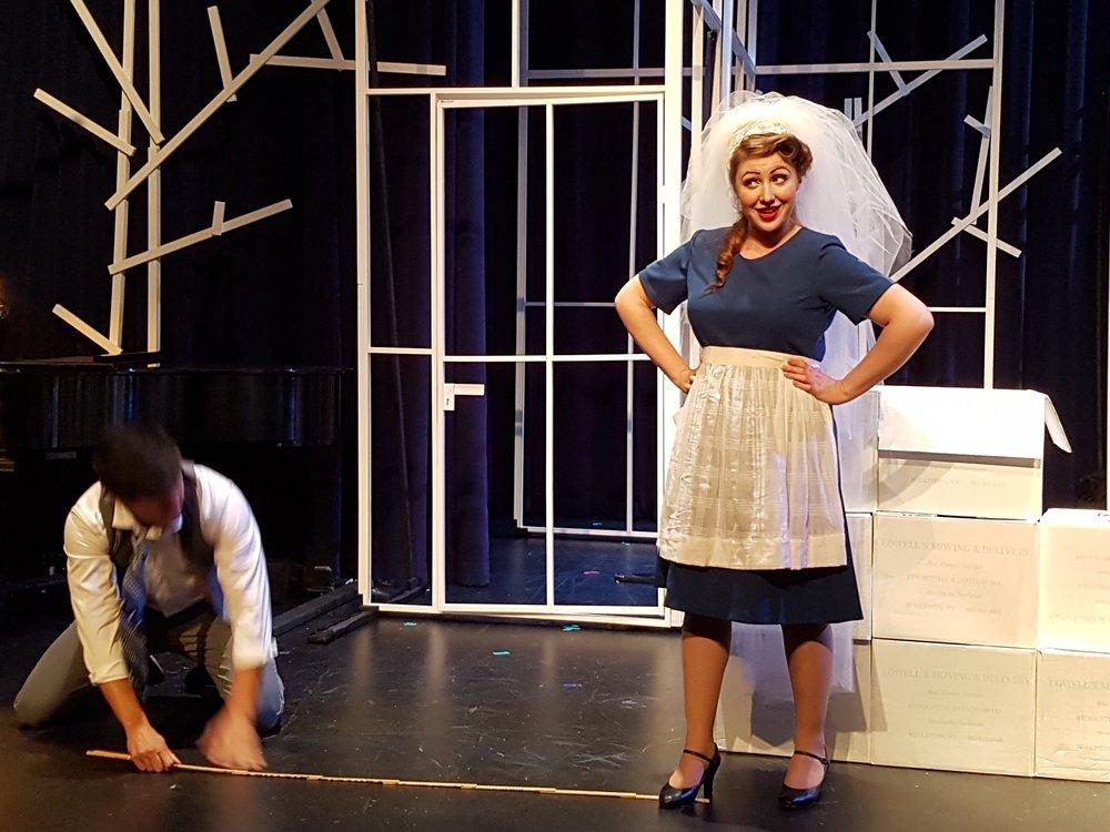 Susanna,  Figaros Hochzeit (Le nozze di Figaro)