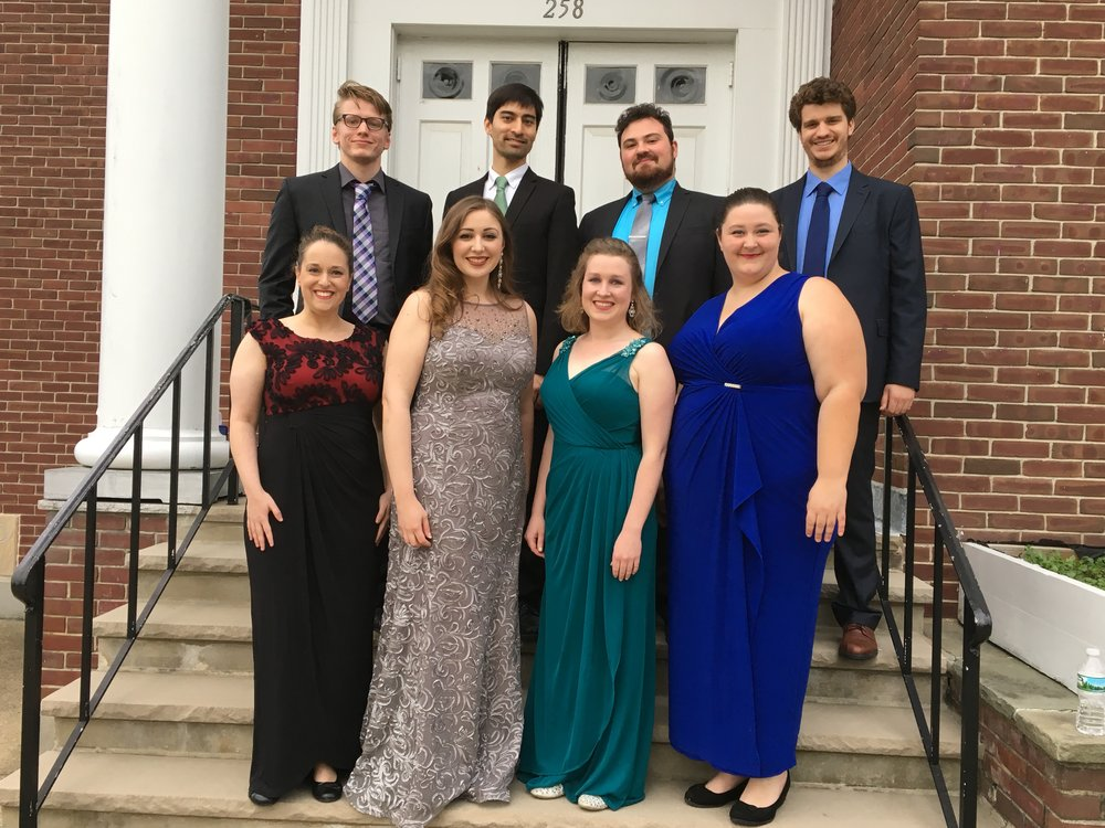 Nahant Music Festival Young Artists 2017