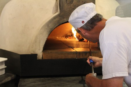 About - Dan Cardone is a certified pizzaiolo in his hometown of Pittsburgh, PA.