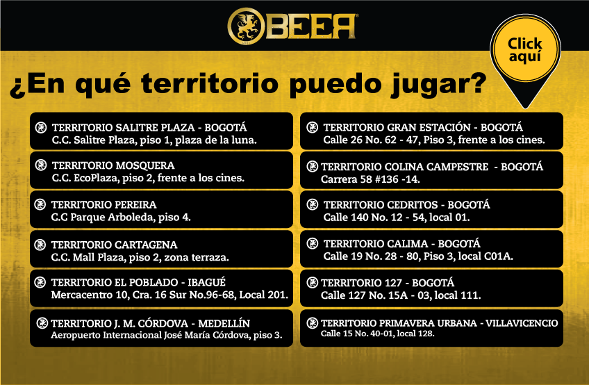 territorios beer