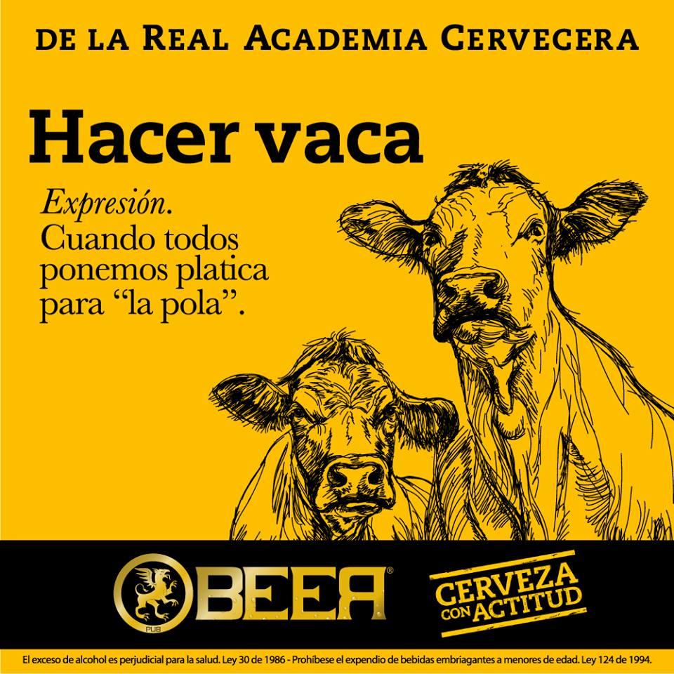 Hacer Vaca