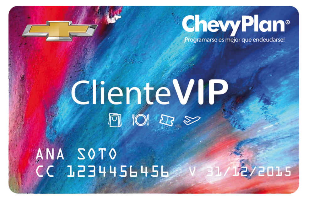 cliente vip chevy plan beer