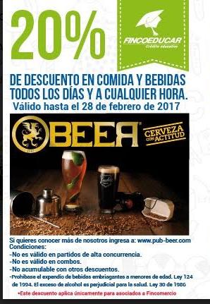 beer alianza fincomercio