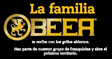 familia beer banner
