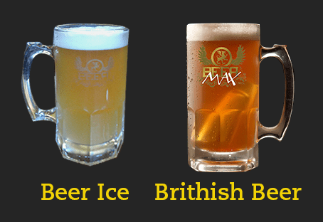 beer icer, british beer