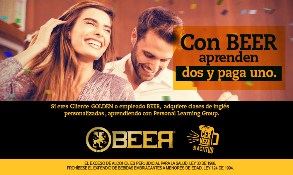 alianza personal learning group - beer