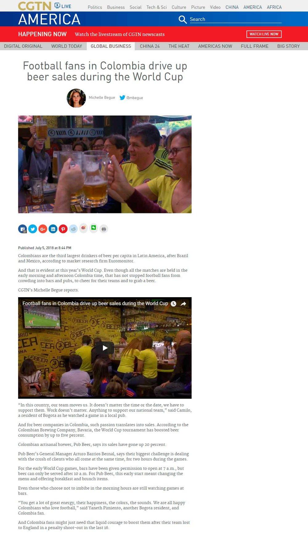 Copia de football fans in colombia