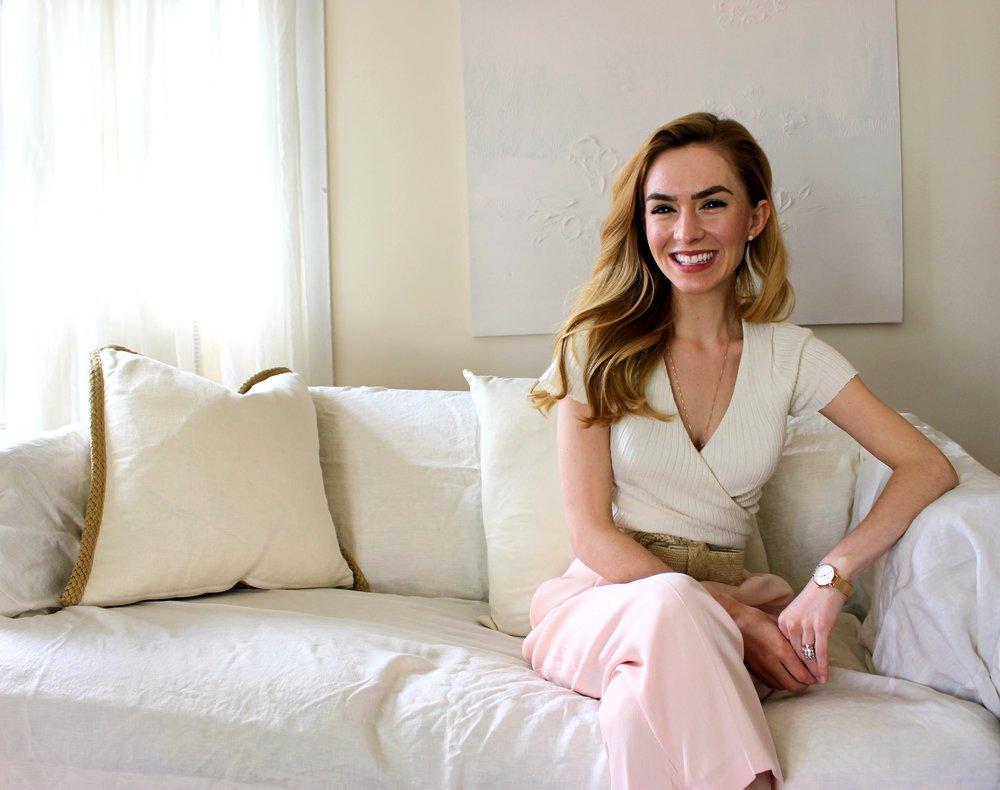 Theresa Watson Rawicki, Owner & Designer.