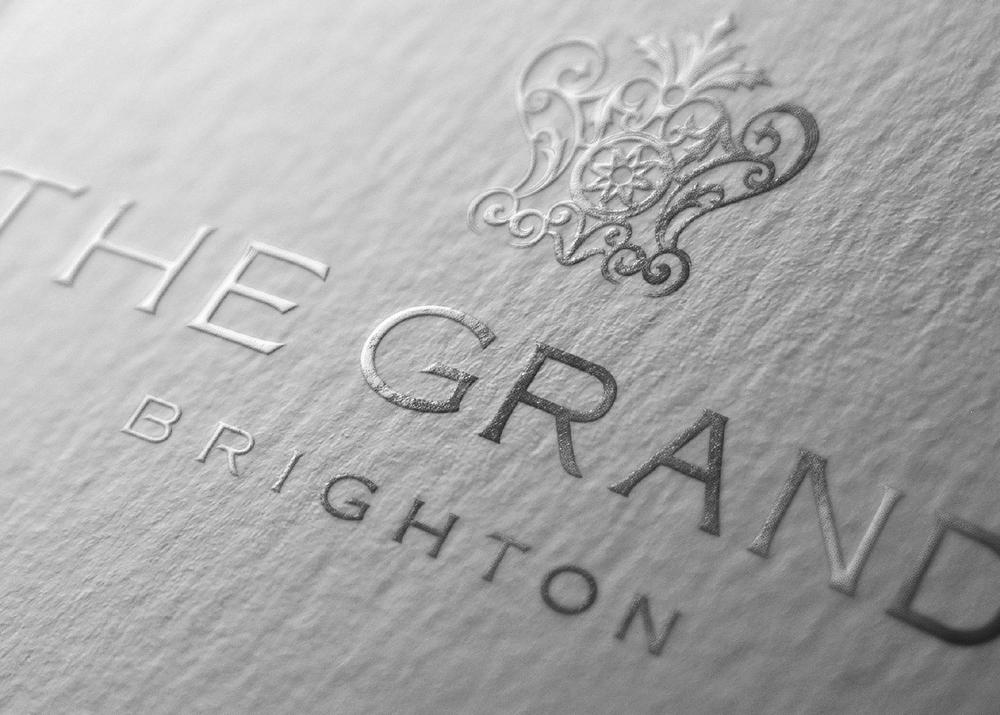 The Grand Hotel Brighton    Brand Identity