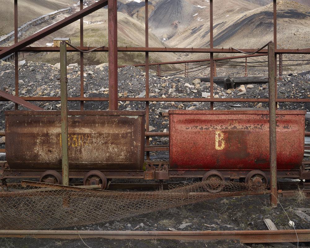 Pyramiden_Mining_Wagons