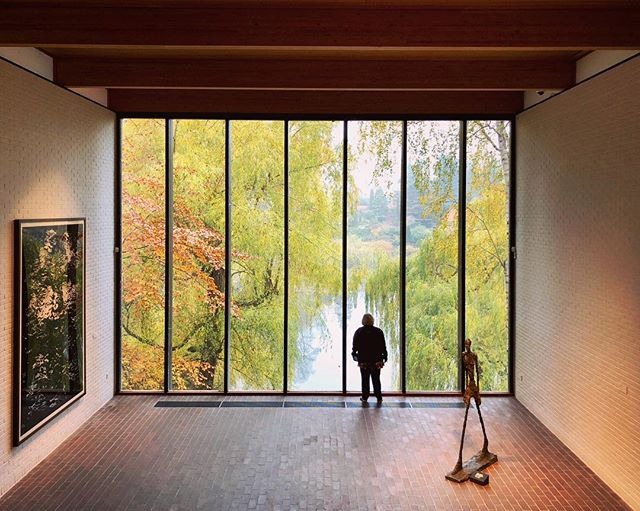 Louisiana Museum of Art. @louisianamuseum @copenhagen