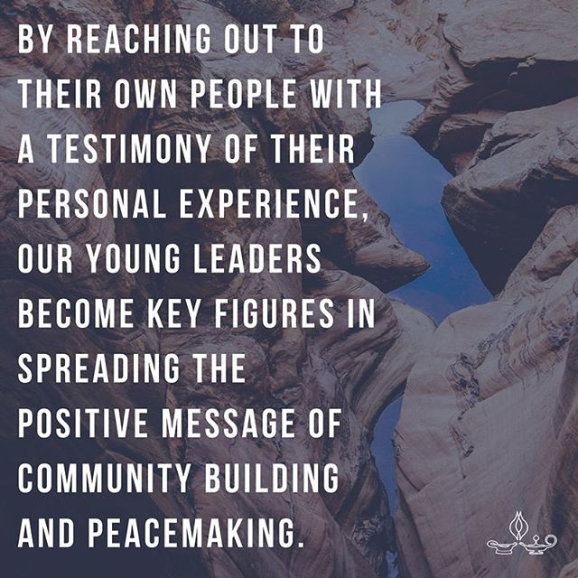#musalaha #peace #reconciliation #palestine #community #bridges #muslim #christian #understanding #leadership