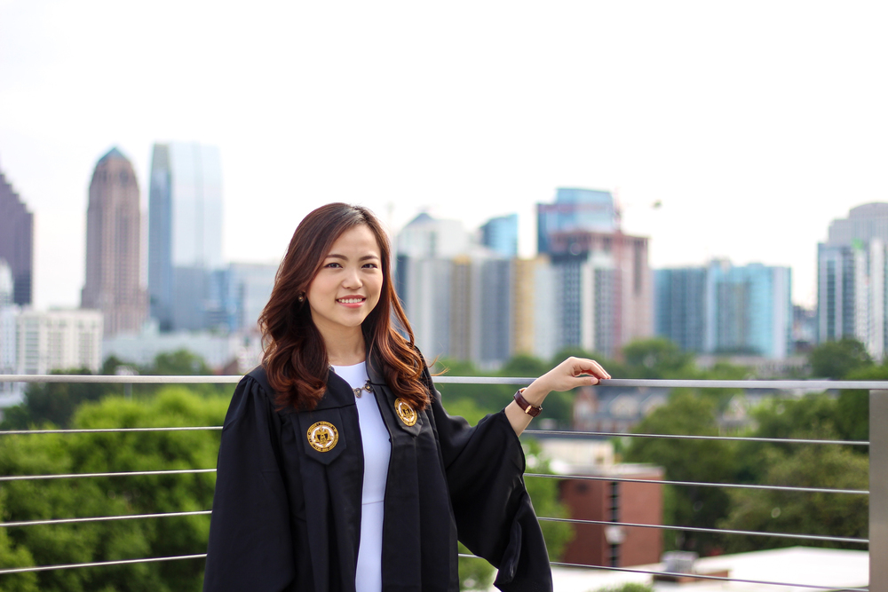Ning Graduation
