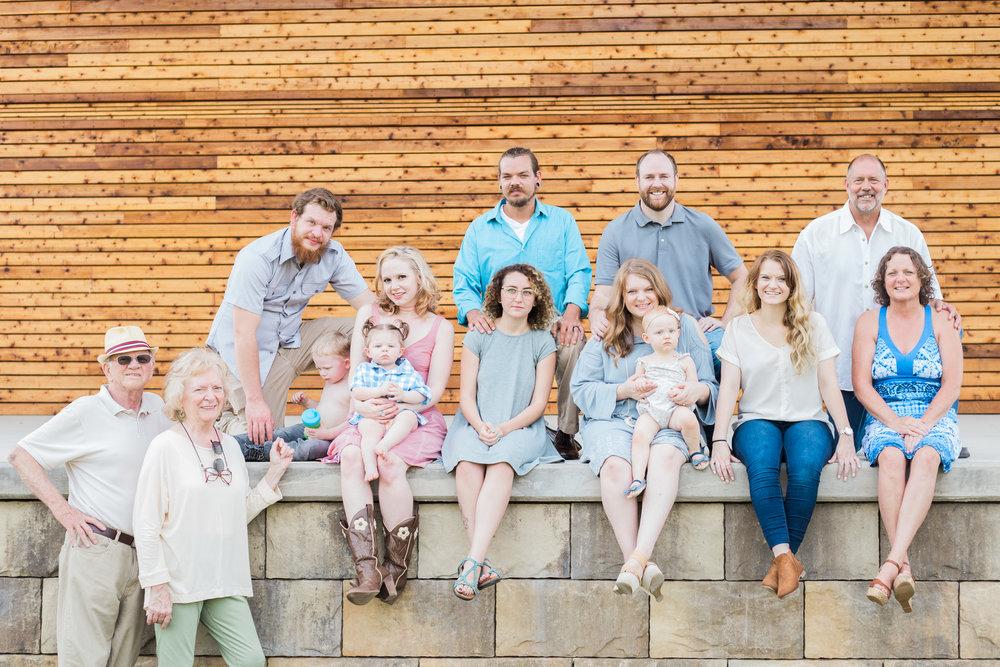 Stockdale Extended Family 2017