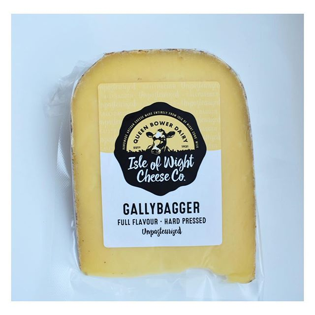 New label for the old stalwart #Gallybagger