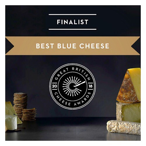 We're up against some big hitters in this category, but to have made it to the final five cheeses is something that our small team is very proud of. Results to be announced in October 🤞@gbchefs #isleofwightblue Best of luck to our fellow cheese makers @dorsetbluevinny @sticheltondairy @bathsoftcheese @gustoitalianouk 🙂#greatbritishcheeseawards #isleofwightcheese #isleofwight