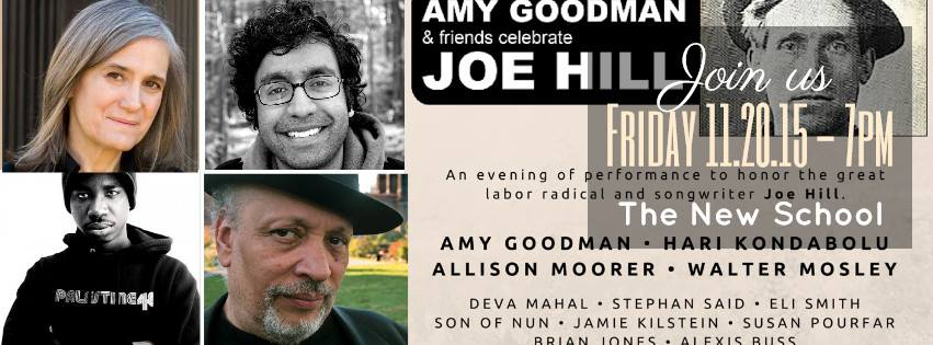 Joe Hill 100th Anniversary