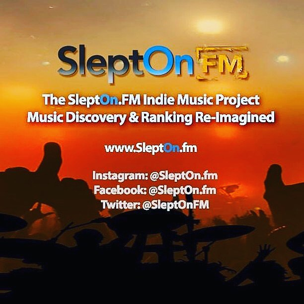 New Music Review site! Check it out #DontSleep #staywoke #SleptOnFM - link in bio