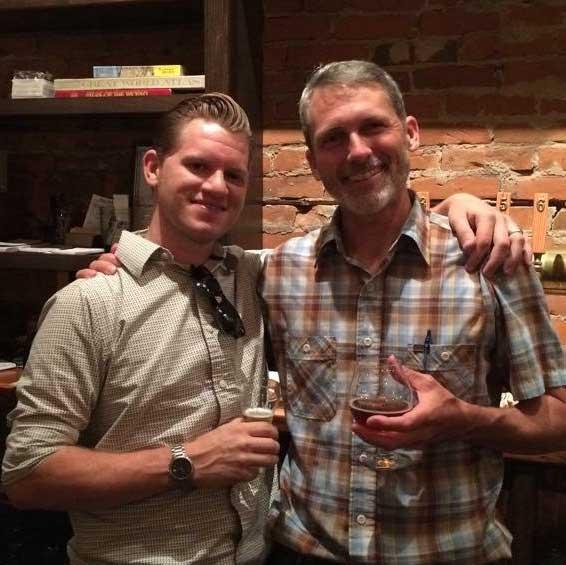 Founders Jay Jubeck and Dan Caraway