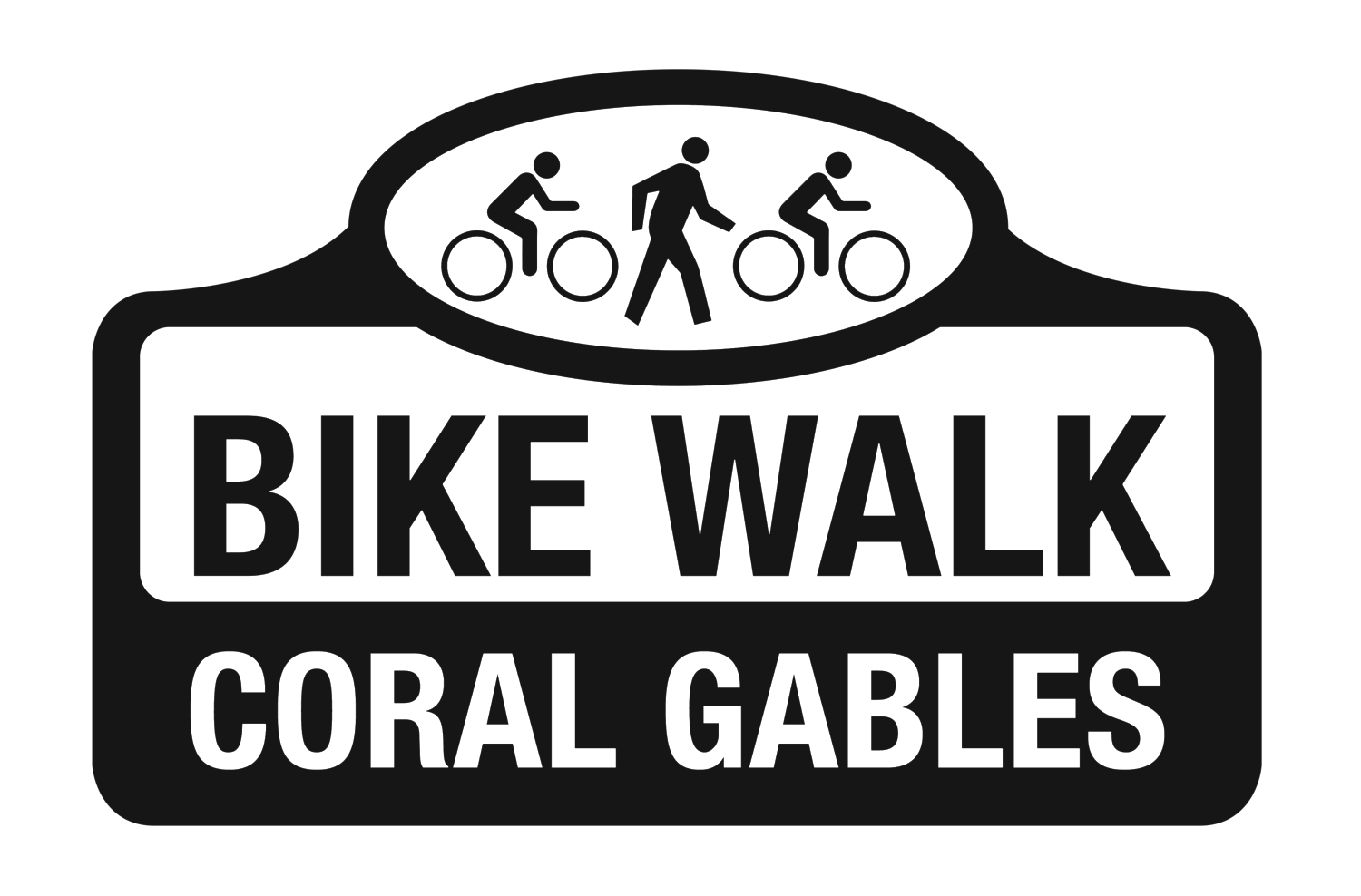 Bike Walk Coral Gables