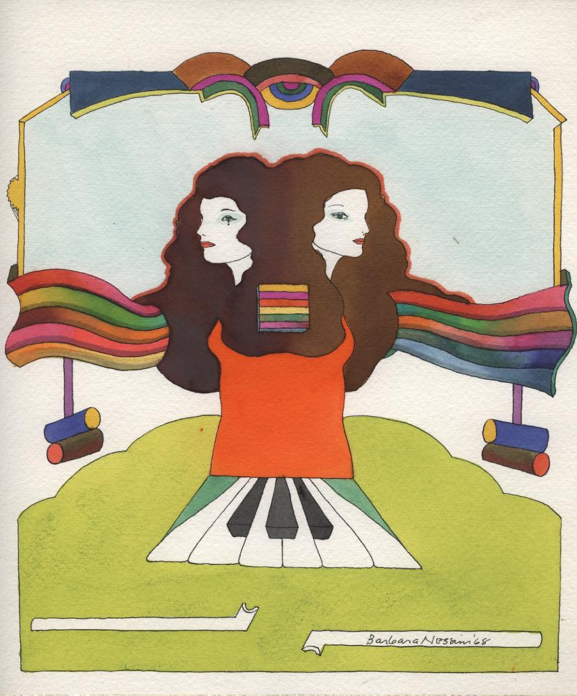 <I>Orange Rainbow</I>, 1968