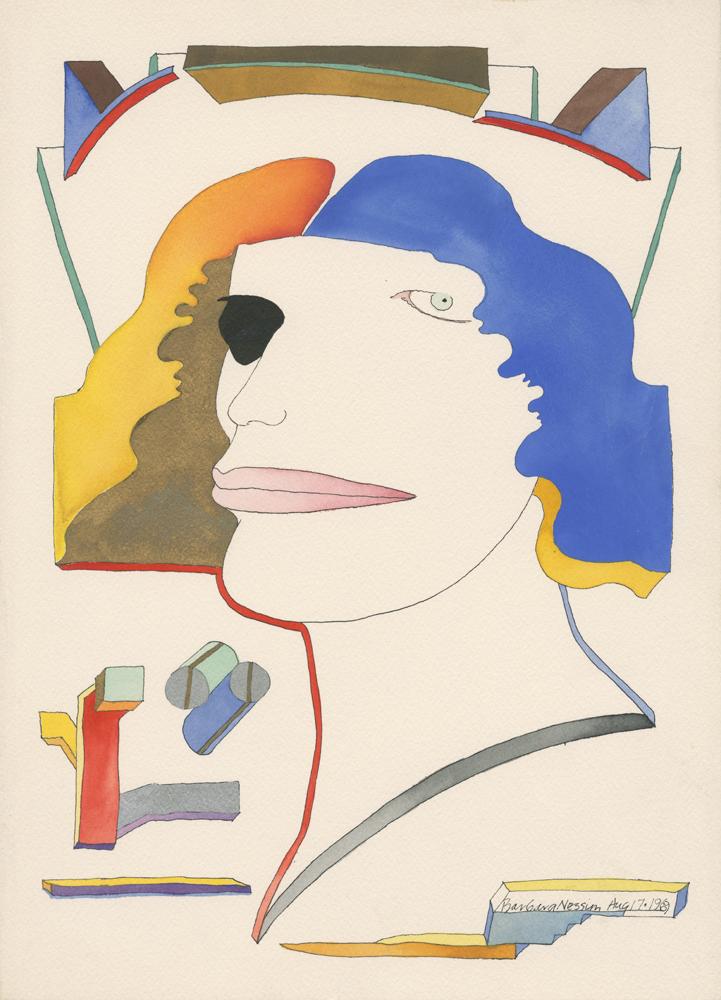 <i>Black Eye</I>, 1969