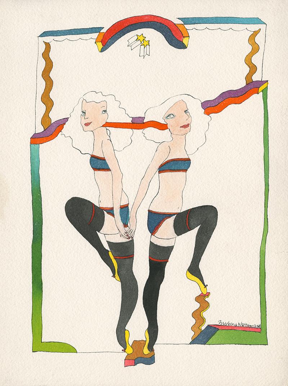<I>Ballet for Two</I>, 1968
